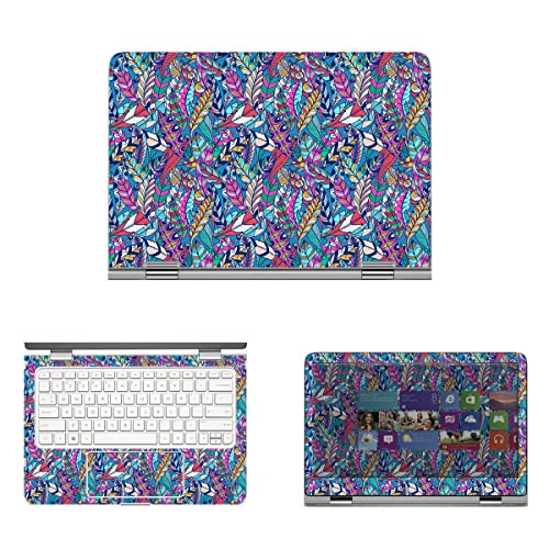 Decalrus - Protective Decal Skin skins Sticker for 2015 HP Spectre x360 13-4003dx (