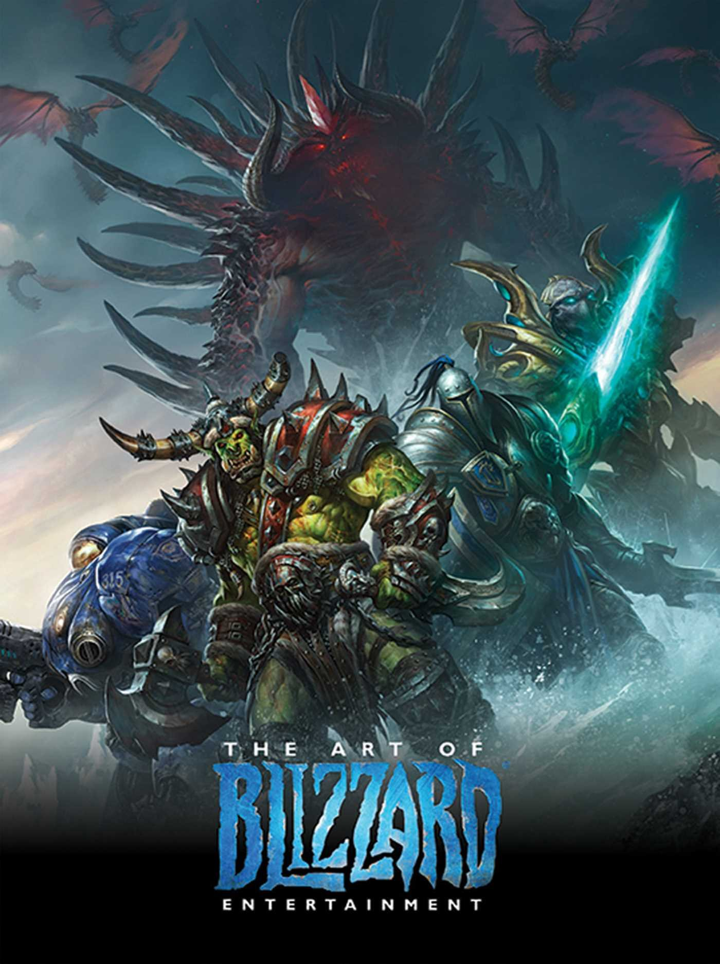Download The Art Of Blizzard Entertainment 