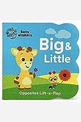 Big and Little: Chunky Lift a Flap Board Book Board book