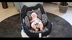 S/äuglingsunterst/ützung Sitz Pl/üsch Baby Learning Sitzstuhl Tragbarer weicher tierischer Stuhl f/ür Neugeborene 3-16 Monate Cablo Baby Sofa Stuhl