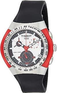 Tissot Men's T0104171703101 Year-round Analog Quartz Black Watch