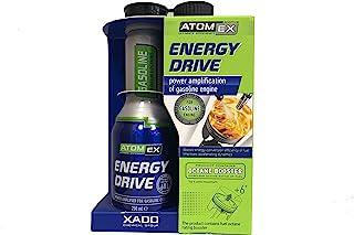 XADO بنزین انرژی درایو افزودنی سوخت - تقویت کننده اکتان و تقویت قدرت (بطری، 250ml)