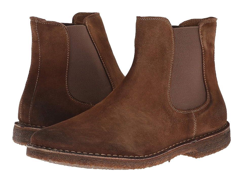 eleventy Chelsea Desert Boot (Camel) Men