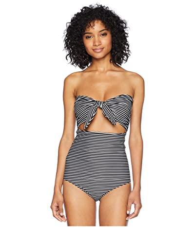 MIKOH SWIMWEAR Lana One-Piece (Classic Stripe) Women