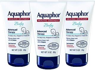 Aquaphor Baby 万用修护霜,3 盎司(85 克)(pack of 3)