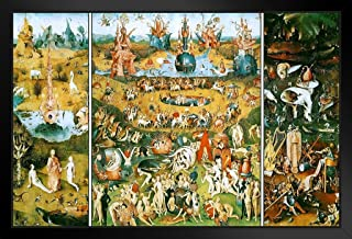 Best garden of earthly delights triptych Reviews