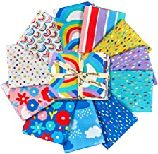 over the rainbow quilt fabric