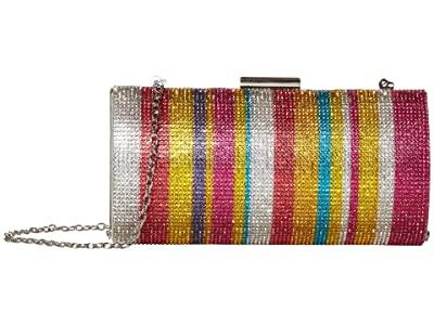 Jessica McClintock Ryan (Rainbow) Clutch Handbags