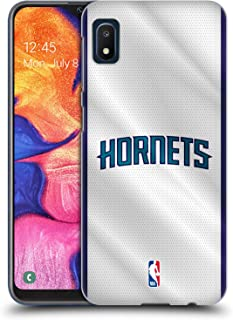 Official NBA Jersey Charlotte Hornets Hard Back Case Compatible for Samsung Galaxy A10e (2019)