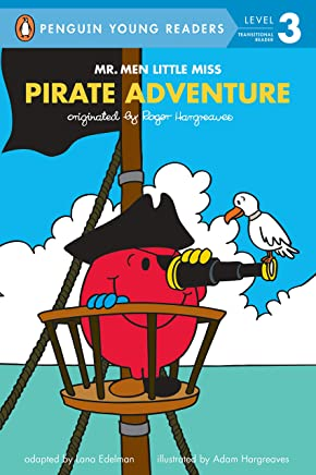 Pirate Adventure (Mr. Men and Little Miss) (English Edition)