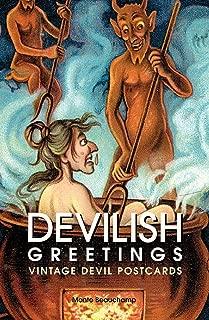 Devilish Greetings: Krampus Vintage Devil Postcards