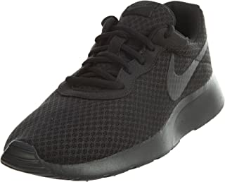 Mens Tanjun Running Sneaker Black/Anthracite/Black 13