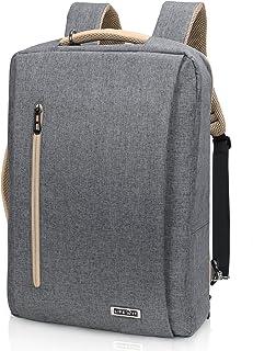 6e8abda58f Lifewit Sac à Dos Ordinateur Portable, 15.6 Pouce Laptop Backback avec  Chargeur USB Rucksack avec
