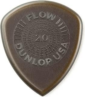 Dunlop Flow Standard Grip2.0mm Guitar Picks (549P2.0)
