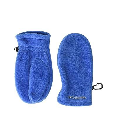 Columbia Kids Fast Trektm Mitten (Toddler) (Bright Indigo) Extreme Cold Weather Gloves