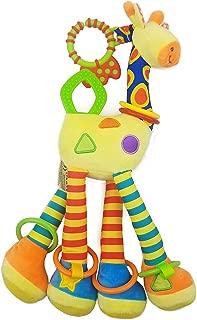 Ocean Eagle Toy Plush Giraffe,Stuffed Giraffe,Tiptop Giraffe,Infant Boys Girls Toys Lovely Giraffe Deer Soft Plush Toy Stuffed Animal Dolls Baby Kid Birthday Party Christmas Gift