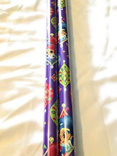 Shine and Shimmer Wrapping Paper - 20 sq ft