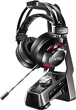 XPG EMIX H30 Wired Headset and SOLOX F30 Amplifier Gaming Audio Set Bundle (SOLOX F30+EMIX H30)