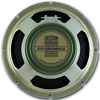 Celestion G10 Greenback Guitar Speaker, 16 Ohm