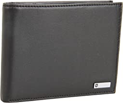 Altius™ 3.0 - Innsbruck Leather Deluxe Bi-Fold Organizer W/European ID Window And Coin Pocket