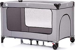 Fillikid Reisebett Standard melange grau