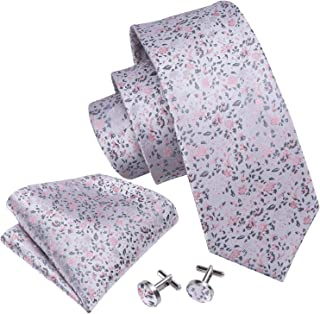 Best pink and grey pocket square Reviews