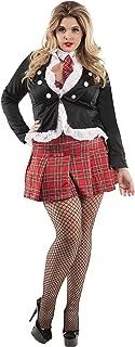 Starline Women's Plus Size Uptown Sexy School Girl Costume