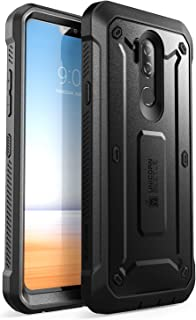 SUPCASE LG G7 Case, LG G7 ThinQ Case, Full-Body Rugged Holster Case with Built-in Screen Protector for LG G7 2018 Release,...