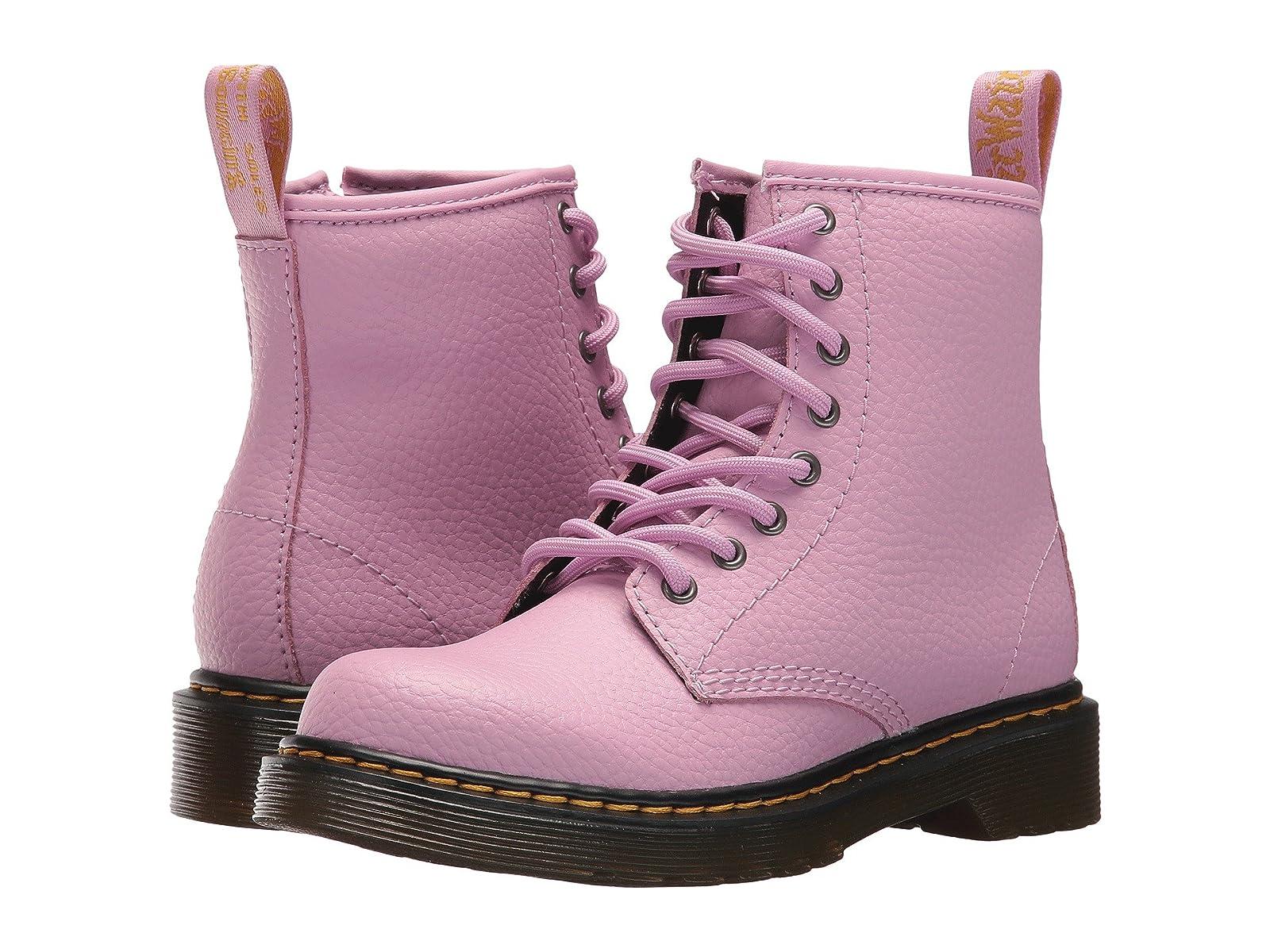 Dr. Martens Kid's Collection Delaney PBL (Little Kid/Big Kid)Affordable and distinctive shoes