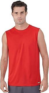 Russell Athletic Men's Men's Dri-Power Performance Mesh Sleeveless Muscle Shirt