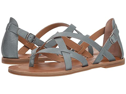 Ainsley Flat Sandal in Infinity