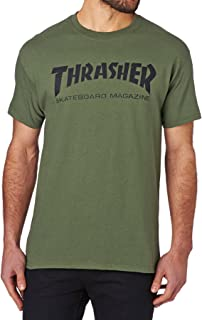 Thrasher SPORTING_GOODS メンズ US サイズ: X-Large,Army Green
