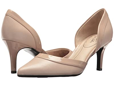 LifeStride Saldana (Soft Taupe) Women