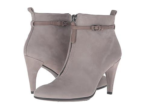 6PM:ECCO 爱步 Shape 75 高跟女士短靴 特价仅售 $80.00