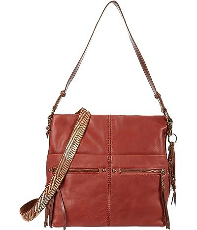 The Sak Ashland Bucket (Rust) Handbags