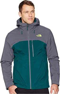 97a43ce3782 Botanical Garden Green Vanadis Grey. 16. The North Face. ThermoBall®  Triclimate® Jacket