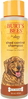 Burt's Bees for Dogs, Shed Control Shampoo