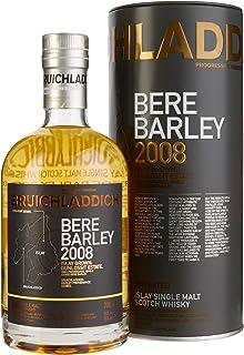 Bruichladdich BERE BARLEY Islay Grown: Dunnlossit Estate 2008 50% Vol. 0,7 l in Tinbox