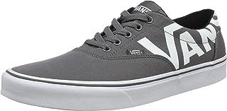 Vans MN Doheny, Men's Shoes, White ((Big Logo) pewter/white VF4), 11 UK (46 EU) (VAMTF_VF4)