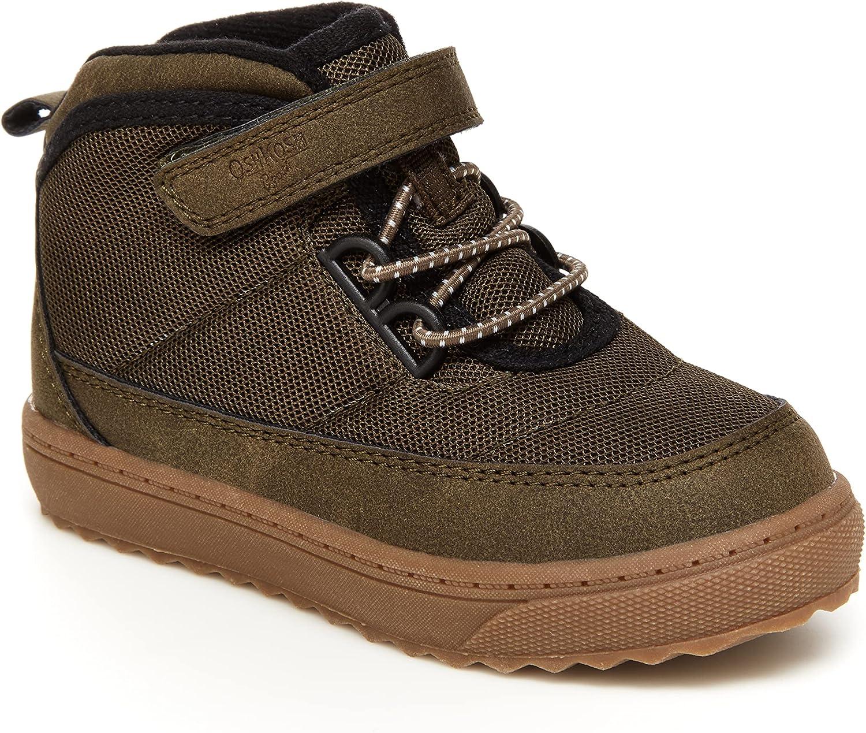 OshKosh B'Gosh Unisex-Child Silas Fashion Boot