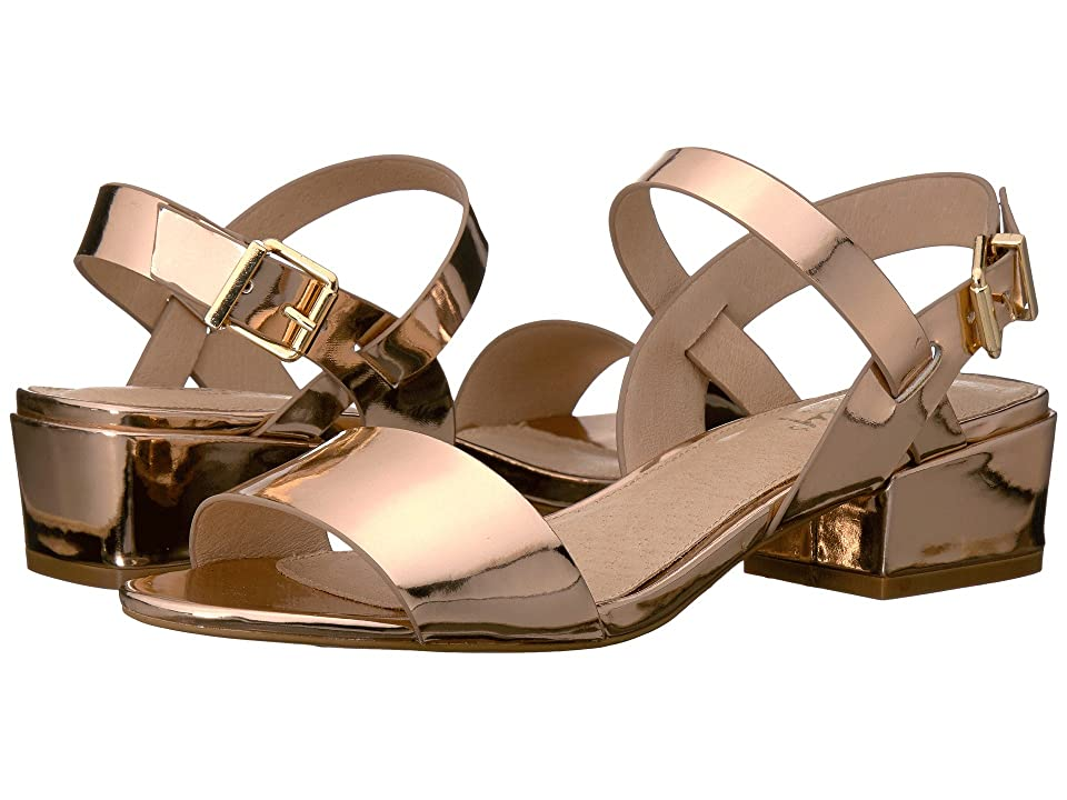 Shellys London Dacey Sandal (Rose Gold PU) Women