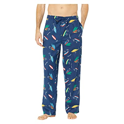 Life is Good Classic Sleep Pants (Darkest Blue 3) Men