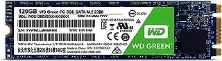 Western Digital M.2 2280 120 GB Solid State Drive - Green -海外卖家直邮