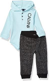 Baby Boys 2 Pieces Bodysuit Pants Set