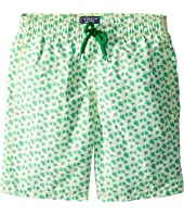 Vilebrequin Kids - Micro Ronde Des Tortues Swim Trunk (Big Kids)