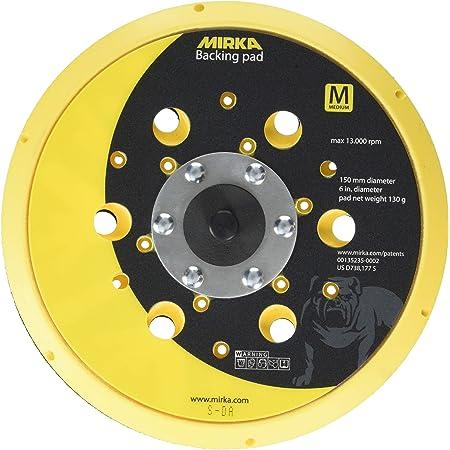 Mirka 2975303 2361109912 Gold 150 Mm Klettverschluss 15 Löcher P120 Gewerbe Industrie Wissenschaft
