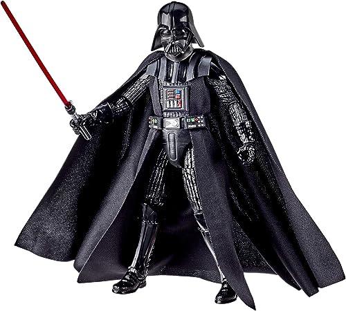 Star Wars The Black Series Darth Vader 15 cm große Star Wars: Das Imperium schlägt zurück 40-jähriges Jubiläum Figur zum Sammeln, ab 4