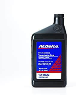 ACDelco 10-4006 Synchromesh Manual Transmission Fluid - 1 qt
