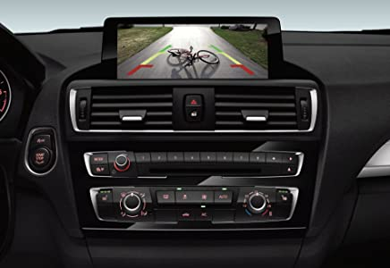 Automotive Integrated Electronics AIE-BUCAMK-JEP7 Rear Camera Interface Kit for 2014-2017 Jeep Cherokee w// 5 Inch or 8.4 Inch LCD Radio Display W//Lip Mount Camera