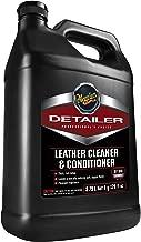 MEGUIAR'S D18001 Detailer Leather Cleaner & Conditioner-1-Gallon